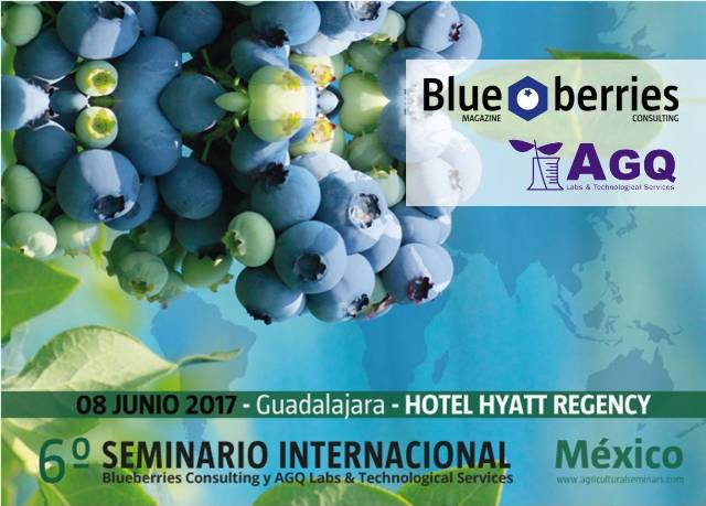 Blueberry Seminar in Mexico
