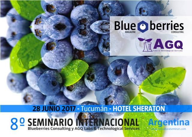 Seminario internacional de Arandanos en Argentina