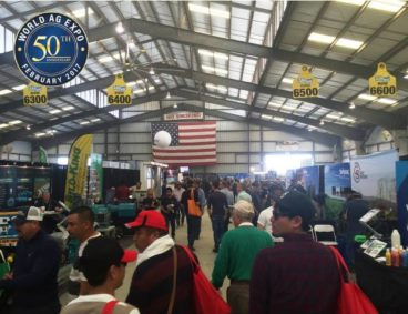 AGQ Labs Checks In at the 50th Annual World AG Expo