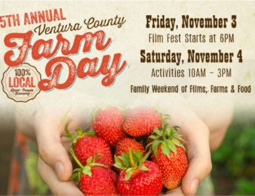 2017 Ventura County Farm Day, Save the Date!