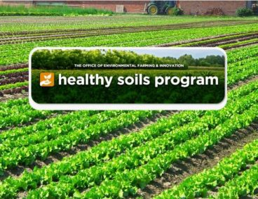 Healthy Soils Program for California agriculture