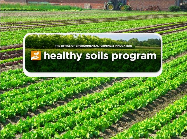healthy soils program
