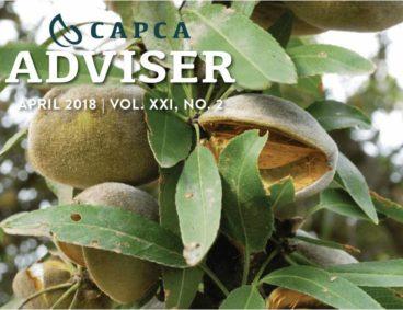 Cell Wall Calcium in CAPCA Adviser magazine