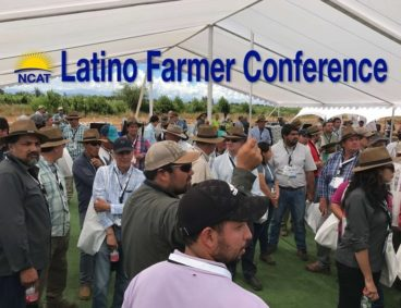 2019 Latino Farmer Conference, save the date!