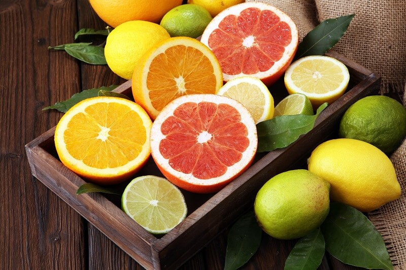 Nutritional Disorders in Citrus
