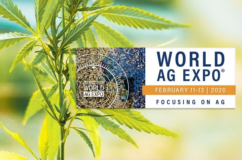 World AG Expo 2020