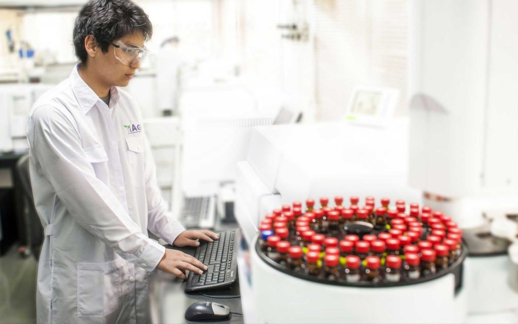 Agricultural and Food Testing Laboratory | AGQ Labs USA