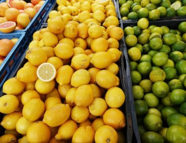 Citrus Creasing affects fruit quality