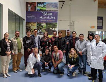 Ventura College visits AGQ Labs